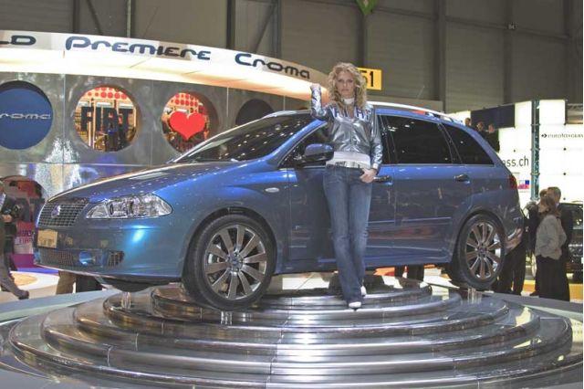 2005 Fiat Croma