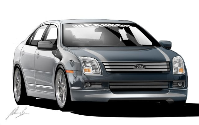 2005 Ford Fusion concept