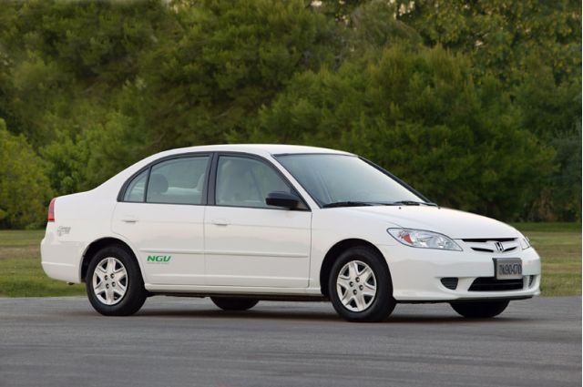 2005 Honda Civic GX