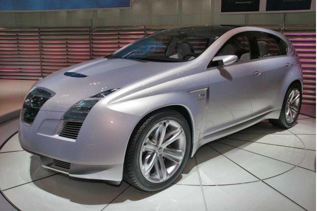 2005 Hyundai Neos-3 concept