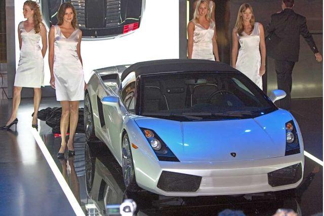 2005 Lamborghini Gallardo Spyder