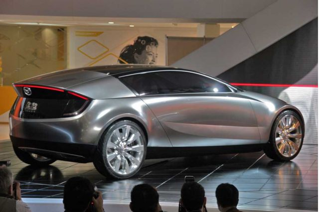 2005 Mazda Senku concept