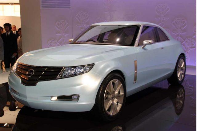 2005 Nissan Foria concept