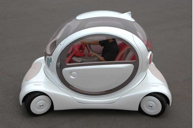 2005 Nissan Pivo concept