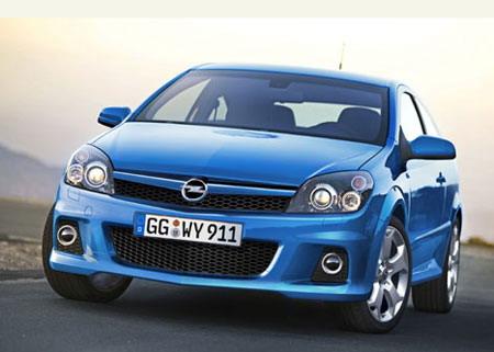 2005 Opel Astra OPC
