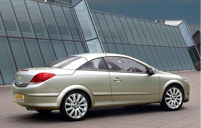 2005 Opel Astra Twin Top