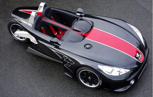2005 Peugeot 20Cup concept