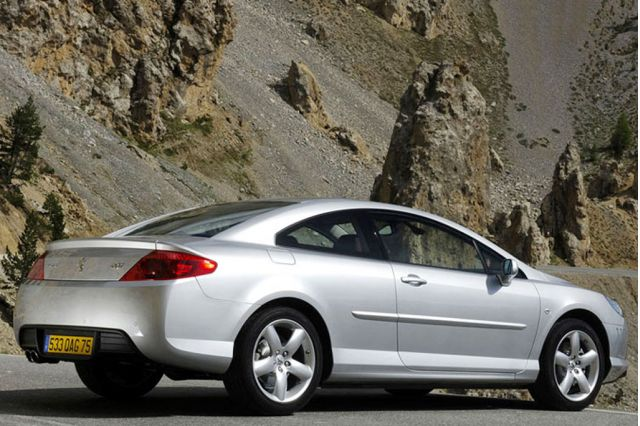 2005 Peugeot 407 Coupe