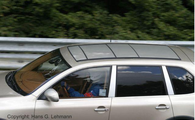 2005 Porsche Cayenne Targa