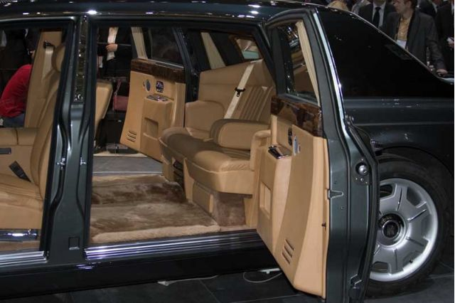 2005 Rolls-Royce Phantom LWB