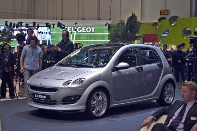 2005 Smart forfour Brabus