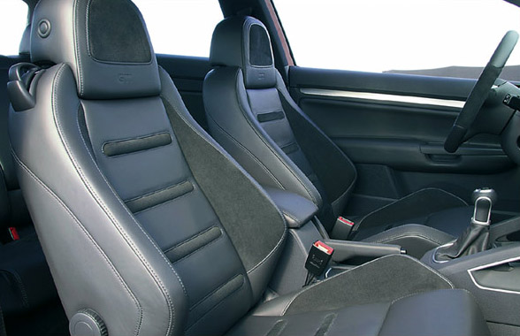 Volkswagen Beetle Convertible >> Image: 2005 VW GTI - Interior, size: 588 x 380, type: gif ...