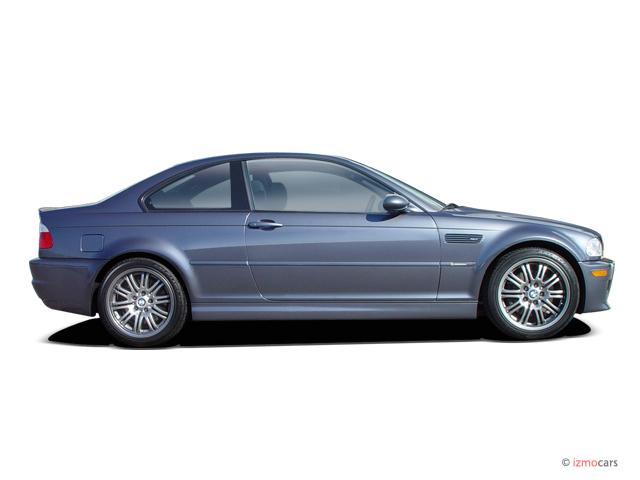 Image: 2006 BMW 3-Series M3 2-door Coupe Side Exterior ...