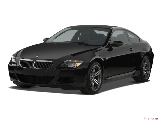 Image 2006 Bmw 6 Series 2 Door M6 Coupe Angular Front