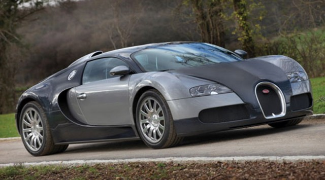 2006 Bugatti Veyron - Image courtesy of RM Auctions