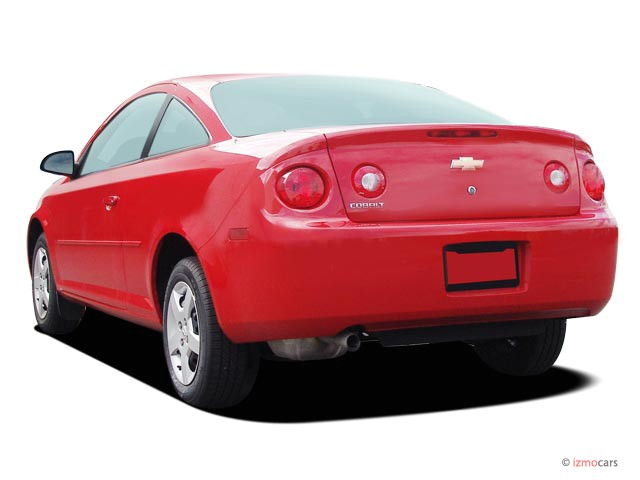 image 2006 chevrolet cobalt 2 door coupe ls angular rear. Black Bedroom Furniture Sets. Home Design Ideas