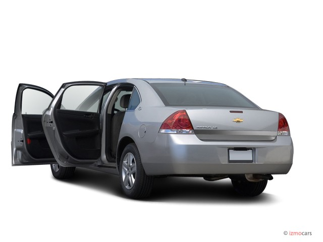 image 2006 chevrolet impala 4 door sedan ls open doors. Black Bedroom Furniture Sets. Home Design Ideas