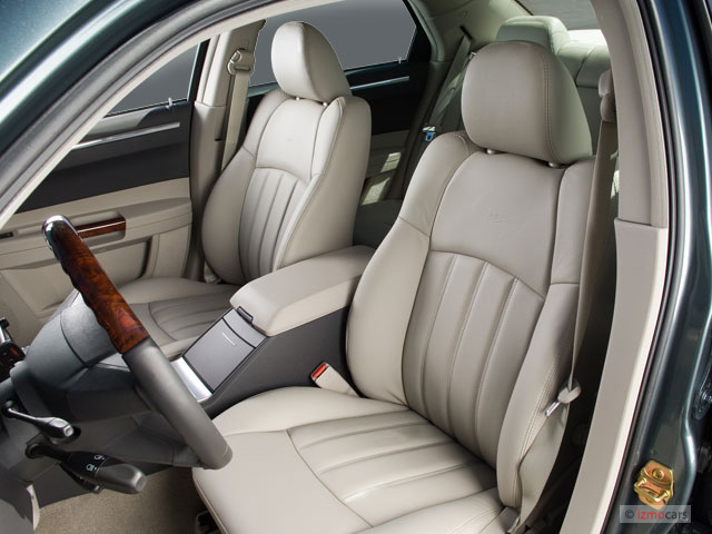 300 Series Toyota Land Cruiser >> Image: 2006 Chrysler 300-Series 4-door Sedan 300C Front Seats, size: 640 x 480, type: gif ...