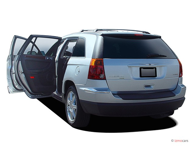 image 2006 chrysler pacifica 4 door wagon touring awd. Black Bedroom Furniture Sets. Home Design Ideas