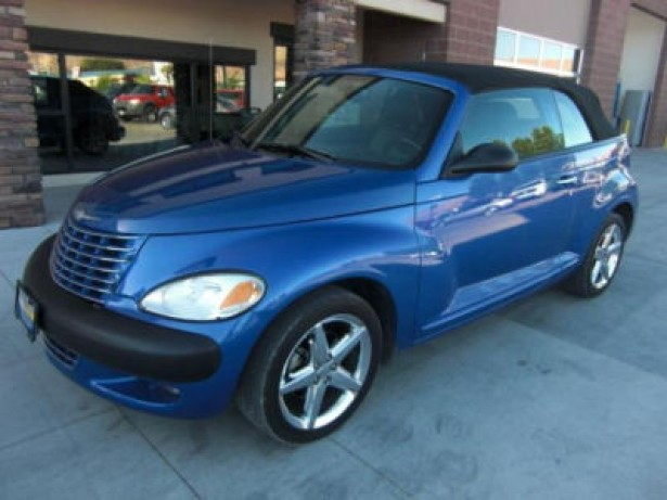 2006 Chrysler PT Cruiser GT used car