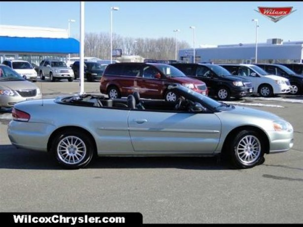 2006 Chrysler Sebring Convertible used car