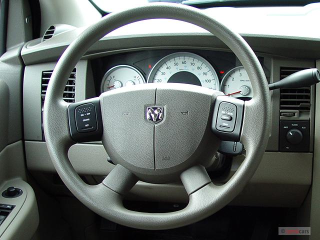 image 2006 dodge durango 4 door 4wd slt steering wheel size 640 x 480 type gif posted on. Black Bedroom Furniture Sets. Home Design Ideas