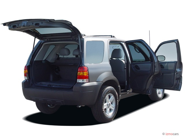 2006 Ford Escape 4-door 2.3L Hybrid Open Doors