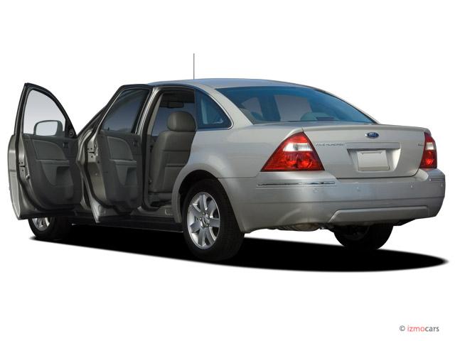 Image 2006 Ford Five Hundred 4 Door Sedan Sel Open Doors
