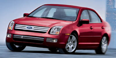 2006 ford fusion review ratings specs prices and. Black Bedroom Furniture Sets. Home Design Ideas