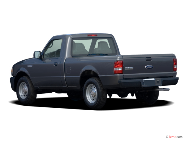 image 2006 ford ranger reg cab 112 wb xl angular rear exterior view size 640 x 480 type. Black Bedroom Furniture Sets. Home Design Ideas