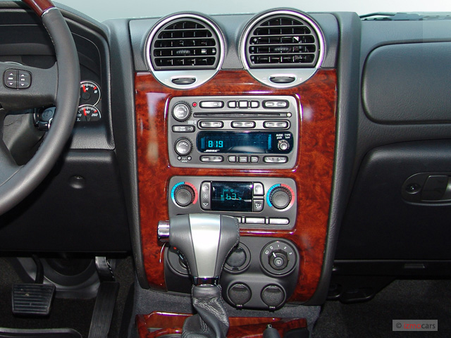 image 2006 gmc envoy 4 door 4wd denali instrument panel. Black Bedroom Furniture Sets. Home Design Ideas