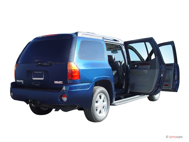 image 2006 gmc envoy xl 4 door 2wd slt open doors size. Black Bedroom Furniture Sets. Home Design Ideas