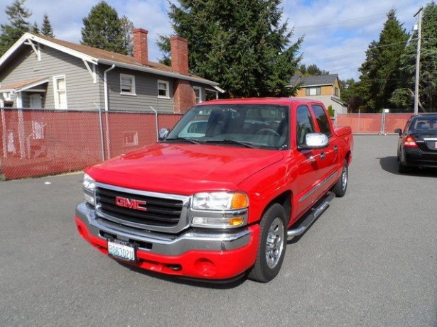 2006 GMC Sierra 1500 used car
