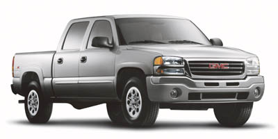 2006 GMC Sierra 1500HD SLE1