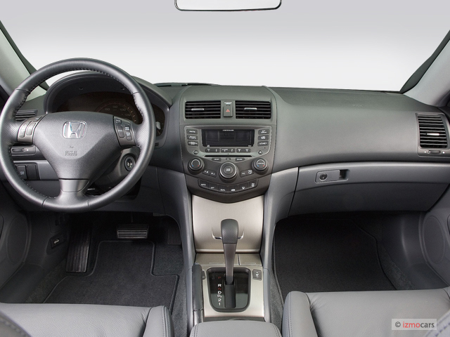 Image 2006 Honda Accord Coupe Ex At Dashboard Size 640