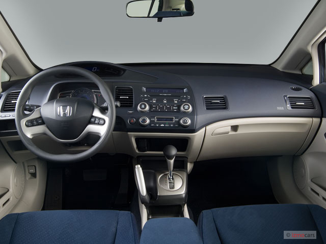 image 2006 honda civic hybrid cvt dashboard size 640 x 480 type gif posted on december 7. Black Bedroom Furniture Sets. Home Design Ideas