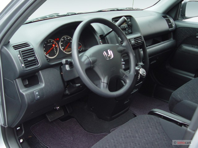 Image: 2006 Honda CR-V 4WD EX AT Dashboard, size: 640 x 480, type: gif, posted on: May 8, 2008 ...
