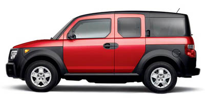 2006 honda element pictures photos gallery green car reports. Black Bedroom Furniture Sets. Home Design Ideas