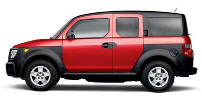 2006 Honda Element LX