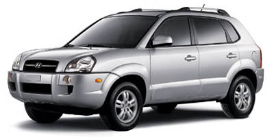 2006 hyundai tucson review ratings specs prices and. Black Bedroom Furniture Sets. Home Design Ideas