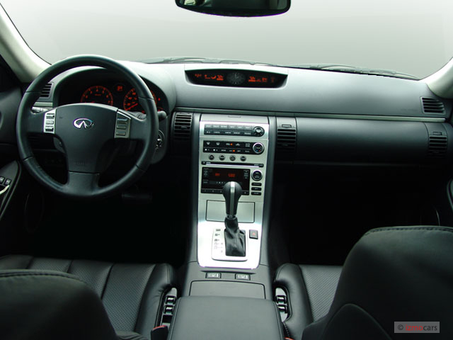 Infiniti Q30 2004 >> Image: 2006 Infiniti G35 Coupe 2-door Coupe Auto Dashboard, size: 640 x 480, type: gif, posted ...