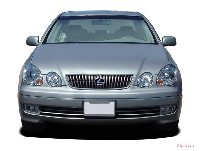 2005 Lexus GS 300 4-door Sedan Front Exterior View