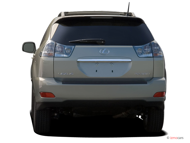 image 2006 lexus rx 330 4 door suv rear exterior view size 640 x 480 type gif posted on. Black Bedroom Furniture Sets. Home Design Ideas