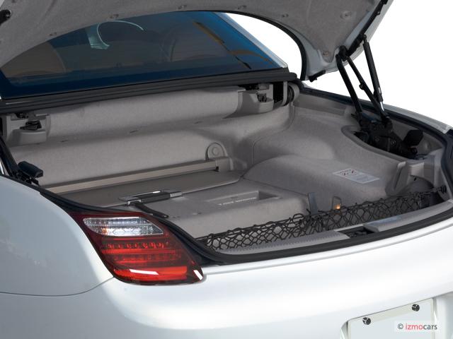 image 2006 lexus sc 430 2 door convertible trunk size. Black Bedroom Furniture Sets. Home Design Ideas