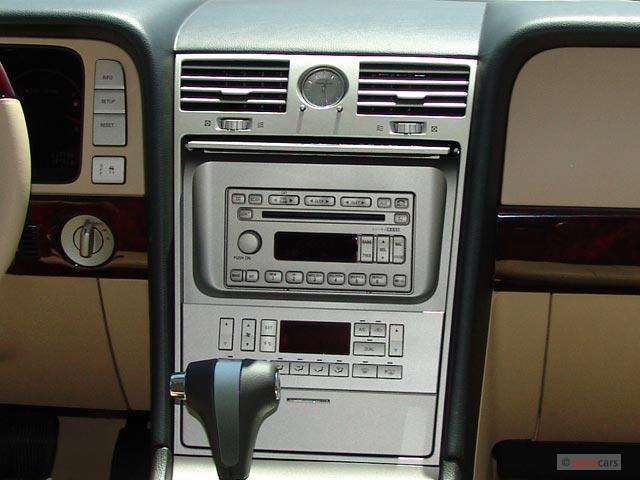 Lincoln Navigator Door Wd Luxury Instrument Panel M