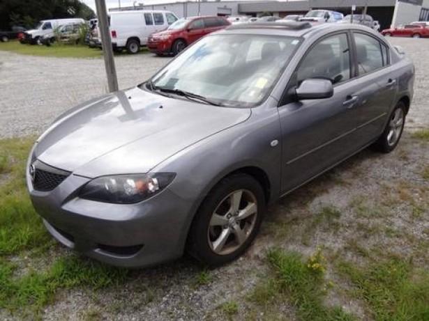 2006 Mazda 3 used car