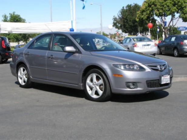 2006 Mazda 6 used car