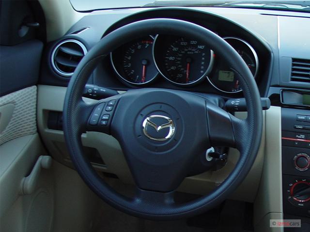 image 2006 mazda mazda3 4 door sedan i manual steering wheel size 640 x 480 type gif. Black Bedroom Furniture Sets. Home Design Ideas