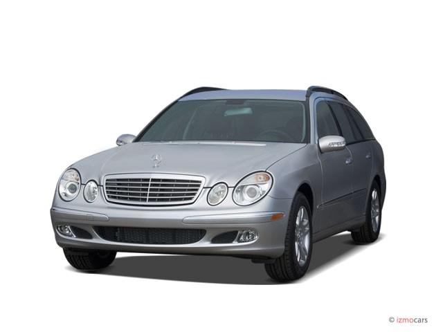 Image 2006 mercedes benz e class 4 door wagon 3 5l for 2006 mercedes benz e class e350