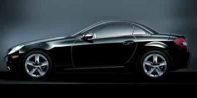 2006 Mercedes Benz SLK Class 3.5L